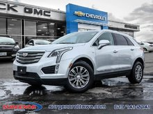 2017 Cadillac XT5 Luxury  - Certified - Leather Seats - $236.04 B/W