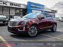 2017 Cadillac XT5 Premium Luxury  - Certified - $258 B/W