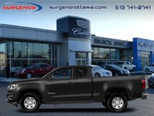 Chevrolet Colorado Work Truck  - $234.61 B/W 2018