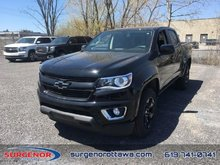 Chevrolet Colorado LT  - Luxury Package - $272.53 B/W 2018