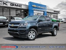 Chevrolet Colorado LT  -  Android Auto -  Apple CarPlay - $242 B/W 2019