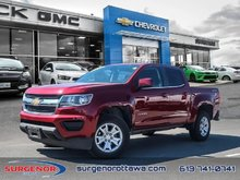 2019 Chevrolet Colorado LT  -  Android Auto -  Apple CarPlay - $243 B/W