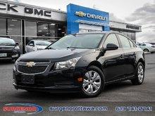 Chevrolet Cruze 1LT  - Bluetooth -  OnStar - $82.65 B/W 2014