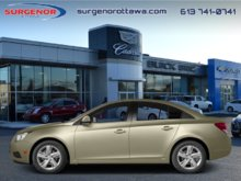 2014 Chevrolet Cruze Diesel Sedan  - $97.19 B/W