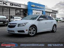 2014 Chevrolet Cruze 1LT  - Bluetooth -  OnStar - $68 B/W