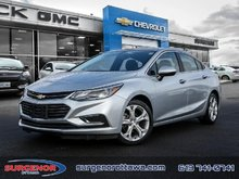 Chevrolet Cruze Premier  - Leather Seats 2018