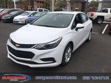 2018 Chevrolet Cruze LT  - $187.28 B/W