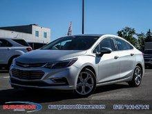 Chevrolet Cruze Premier  - Certified - Leather Seats 2018