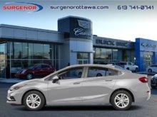 Chevrolet Cruze LT  - $122.51 B/W 2018