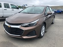 Chevrolet Cruze LT  - Apple CarPlay -  Android Auto - $148 B/W 2019