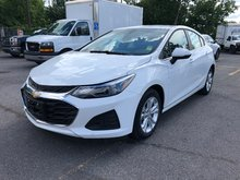 2019 Chevrolet Cruze LT  - $160 B/W