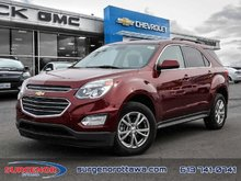 Chevrolet Equinox LT  - Bluetooth -  Heated Seats 2017