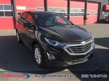 Chevrolet Equinox LT  - Bluetooth -  Heated Seats - $183.58 B/W 2018