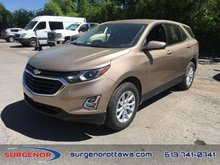 2018 Chevrolet Equinox LT  - Bluetooth -  Heated Seats - $197.23 B/W