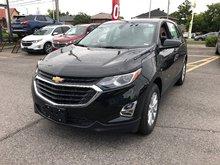 2019 Chevrolet Equinox LS  - Bluetooth -  Heated Seats - $185.16 B/W