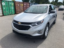 2019 Chevrolet Equinox LS  - Bluetooth -  Heated Seats - $175.05 B/W