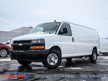 2018 Chevrolet Express Cargo Van WT  - Certified - $197.84 B/W