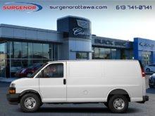 2018 Chevrolet Express Cargo Van WT  -  Power Windows - $199.92 B/W