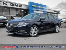 2015 Chevrolet Impala 1LT  - Bluetooth -  SiriusXM - $129.24 B/W