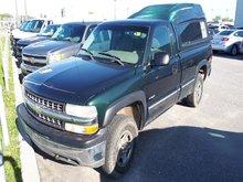 2001 Chevrolet Silverado 1500 REG CAB LONG BOX