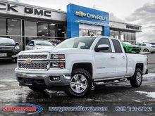 2015 Chevrolet Silverado 1500 Double 4x4 LT / Standard Box  - $216.60 B/W