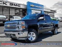 2015 Chevrolet Silverado 1500 Crew 4x4 LT / Short Box  - $205.60 B/W