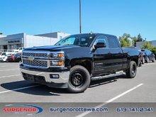 2015 Chevrolet Silverado 1500 Double 4x4 LT / Standard Box  - $205 B/W