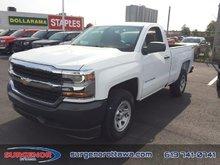 2018 Chevrolet Silverado 1500 Work Truck  - Cruise Control