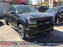 2018 Chevrolet Silverado 1500 Custom  - Black Package - $326.28 B/W