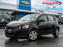 2014 Chevrolet Sonic HATCHBACK LS