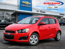 Chevrolet Sonic HATCH LS 2014