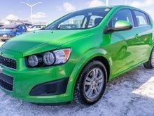 Chevrolet Sonic LT 2015
