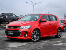 Chevrolet Sonic RS 5 PORTES TOIT AUTO AIR BLUETOOH ROOF 5 DOORS 2017