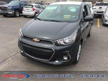 2018 Chevrolet Spark 1LT  - Bluetooth -  MyLink - $115.09 B/W