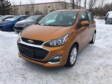 2019 Chevrolet Spark 1LT  - Android Auto -  Apple CarPlay - $103.51 B/W