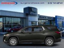 2018 Chevrolet Traverse LT True North  - $306.26 B/W