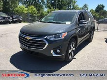 2018 Chevrolet Traverse LT True North  - $306.14 B/W