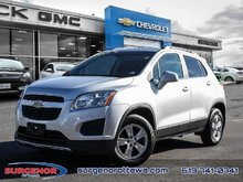 Chevrolet Trax 1LT AWD  - $122.96 B/W - Low Mileage 2014