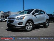 2015 Chevrolet Trax FWD LS  - $87 B/W