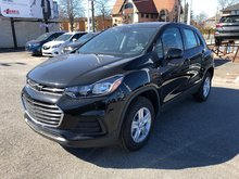 2019 Chevrolet Trax LS  - Apple CarPlay -  Android Auto - $160 B/W
