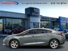 Chevrolet Volt LT  - Remote Start -  Bluetooth - $256.59 B/W 2018