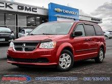 2013 Dodge Grand Caravan SE Wagon  - $83.35 B/W