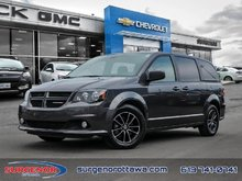 2019 Dodge Grand Caravan GT  - Leather Seats -  Heated Seats - $191.82 B/W