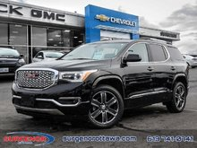 GMC Acadia Denali  - Leather Seats -  Cooled Seats 2017
