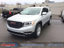 2018 GMC Acadia SLE  -  Bluetooth -  Keyless Entry - $212.05 B/W