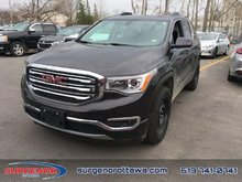 2018 GMC Acadia SLE  - Sunroof - IntelliLink - $288.16 B/W