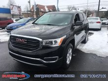 GMC Acadia SLE  -  Bluetooth -  Keyless Entry 2018