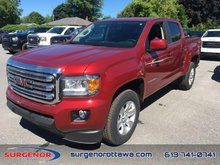 2018 GMC Canyon SLE  - $276.49 B/W