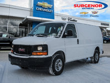 GMC Savana 2500 VAN CARGO COURTE - SHORT 2017