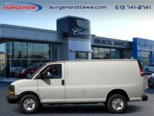 2014 GMC Savana Cargo Van Cargo 2WD 155WB 1WT  - $131.29 B/W